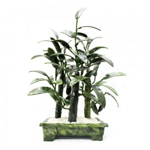 Artificial Jade Bamboo Forest Sculpture for your Home Decoration CP2017-NHJ502