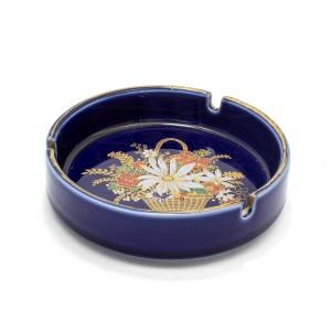 Chinese Oriental Design Round Astray Flower Basket Design Big - CHRDASHTR-004
