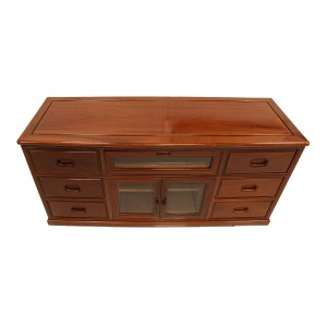 Rosewood TV Unit Natural Finish DF-H084